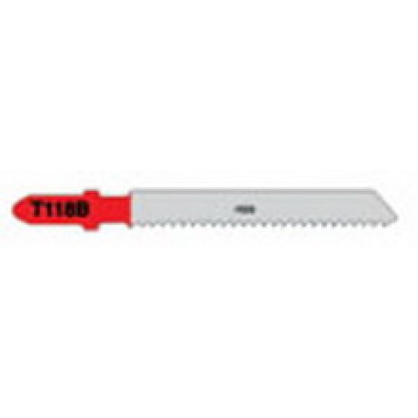 Пилка для лобзика по металлу T118В, 77 мм, 5шт., TAMOLINE - Инсел