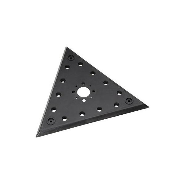 Платформа шлифовальная (треугольная)  для шлиф. машин Giraffe, FLEX - Инсел