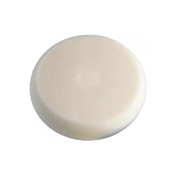 Насадка полировальная, губчатая белого цвета,  Ø 140 мм, FLEX  — Инсел