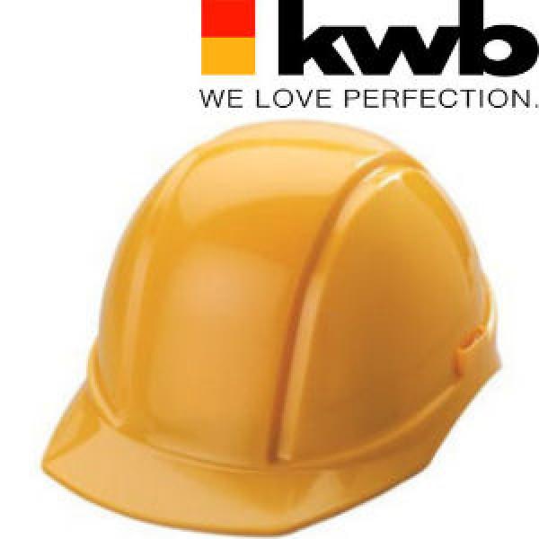 Каска защитная, желтая, KWB - Инсел