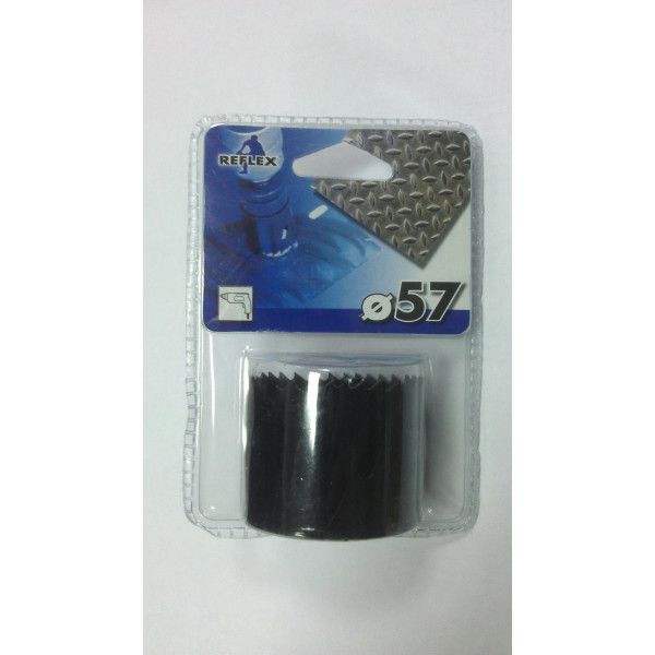 Коронка Bi-Metal Ø54 мм, REFLEX  — Инсел