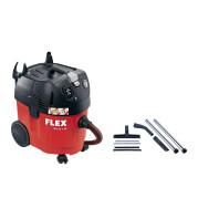 Пылесос промышленный с авт. очисткой фильтра VCE 35 L AC, набор для чистки, 1380 Вт, FLEX - Инсел