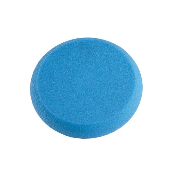 Насадка полировальная, губчатая синего цвета, Ø 80 мм, FLEX - Инсел