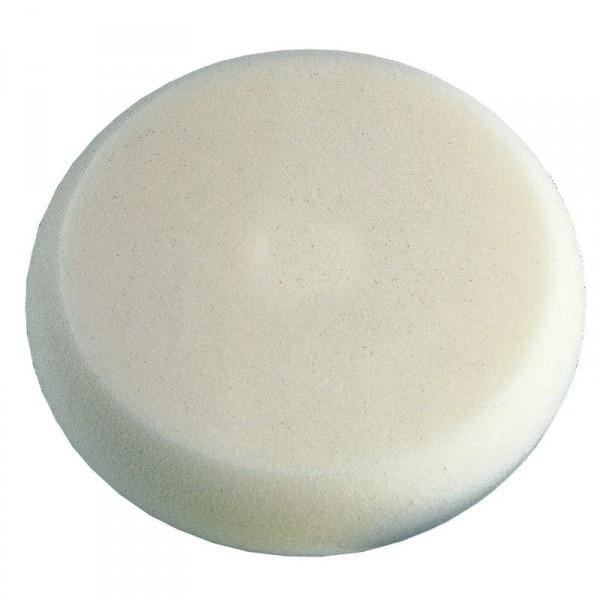 Насадка полировальная, губчатая белого цвета,  Ø 80 мм, FLEX - Инсел