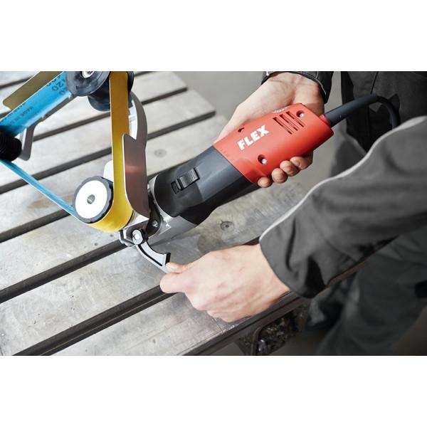 Машина ленточная для шлифования труб TRINOXFLEX BRE 14-3 125 Set, FLEX  — Инсел