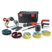 Машина ленточная для шлифования труб TRINOXFLEX BRE 14-3 125 INOX Set, FLEX - Инсел