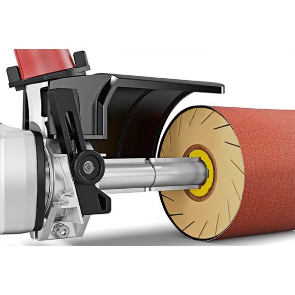 Машина ленточная для шлифования труб TRINOXFLEX BRE 14-3 125 INOX Set, FLEX  — Инсел