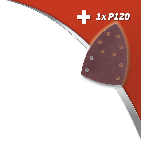 Шлифмашина вибрационная TH-OS 1016, 100 Вт, EINHELL  — Инсел