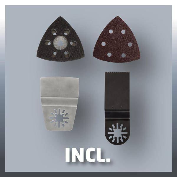 Инструмент многофункциональный, сетевой TC-MG 220 E, 220Вт,  — Инсел