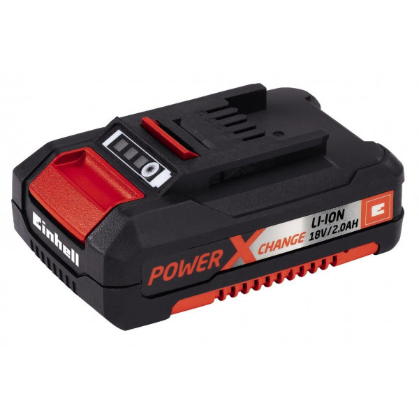 Аккумулятор 18V 2,0 Ah Power-X-Change, EINHELL - Инсел