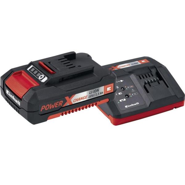 Энергоблок аккумуляторный 18V 1,5Ah Starter-Kit Power-X-Change,  EINHELL - Инсел