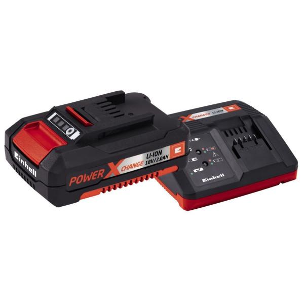Энергоблок аккумуляторный 18V 2,0Ah PXC Starter Kit, EINHELL - Инсел