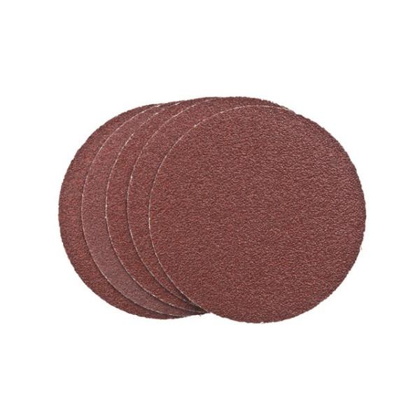 Шлифдиски самоприлипающие без отверстий  125/K 40 SB-картон - Инсел
