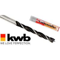 Сверло для балок, спиральное, 8ммх250мм,KWB - Инсел