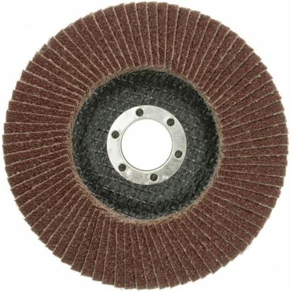 Круг лепестковый 125х22,2, зерно 80, АТТ - Инсел