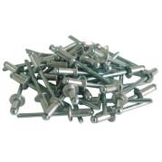 Заклёпки 4,0*8,0мм (50шт) MEGA - Инсел