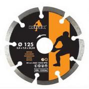 Диск алмазный Segment 125x7x2,0 мм, REFLEXXORANGE - Инсел