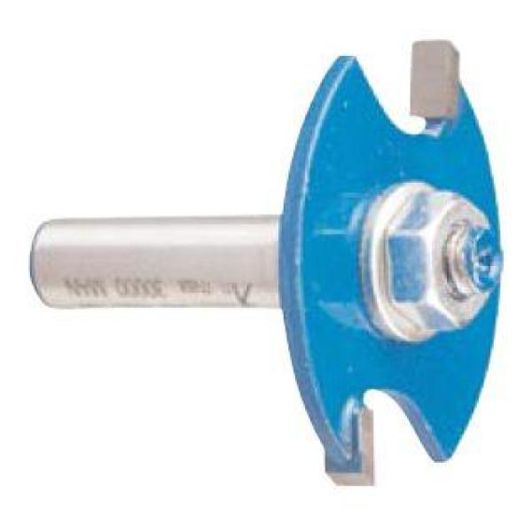 Фреза пазовая дисковая НМ 2мм, KWB, 7540-20 - Инсел