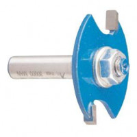 Фреза пазовая дисковая НМ 3мм, KWB, 7540-30 - Инсел