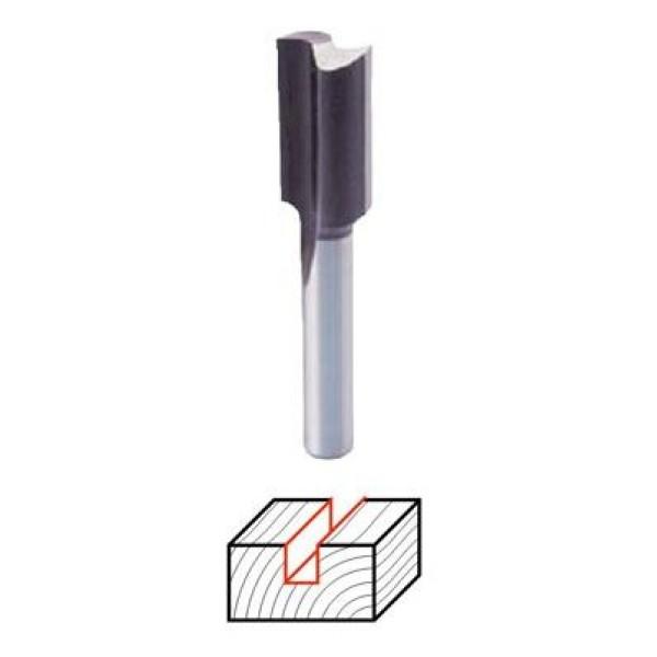 Фреза пазовая HM 6мм, KWB, 7546-20 - Инсел