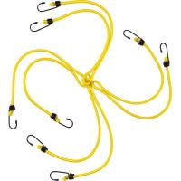 Веревка для багажа, 900 х 8мм, KWB - Инсел