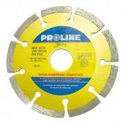 Диск алмазный 125x2,0x7,5x22,2 мм (Segm.) PROLINE - Инсел