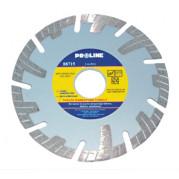 Диск алмазный 180x2,6x7,5x22,2 мм (Turbo-T) PROLINE - Инсел