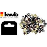 Пистоны (для 9293-00) 4мм, 400 шт., KWB, 9293-20 - Инсел