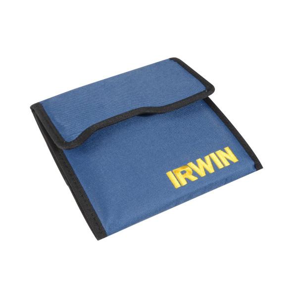 Набор свёрл Blue Groove 4X 17 шт. (6-38мм), IRWIN  — Инсел