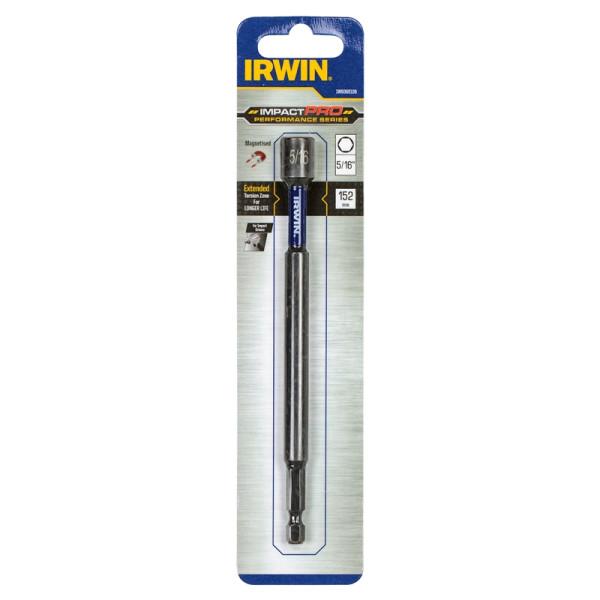 Головка IMPACT PRO PERF торцевая магнитная 8х152 мм, IRWIN  — Инсел