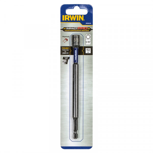Головка IMPACT PRO PERF торцевая магнитная 10х152 мм, IRWIN - Инсел