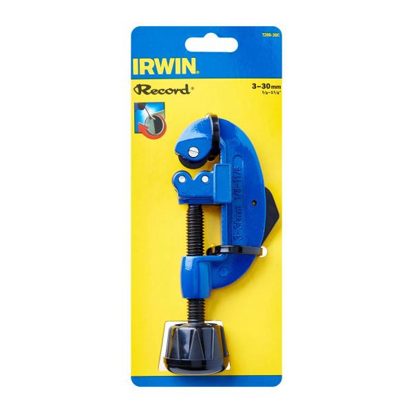 Труборез для трубок 3-30мм, IRWIN  — Инсел