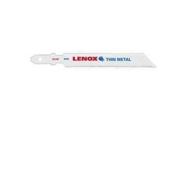 Би-металлическая пилка LX BJSB: 2PK 324S 92мм 24TPI (2шт), LENOX - Инсел