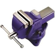 Тиски для мастерских с наковальней, 100 мм - Инсел