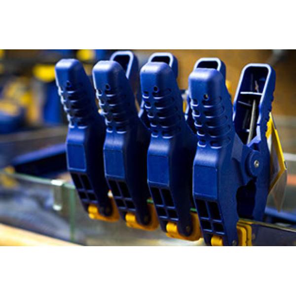 Прищепка SPRING CLAMP 1 0-25мм — Инсел