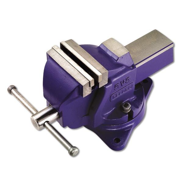 Тиски для мастерских с наковальней, 150 мм - Инсел