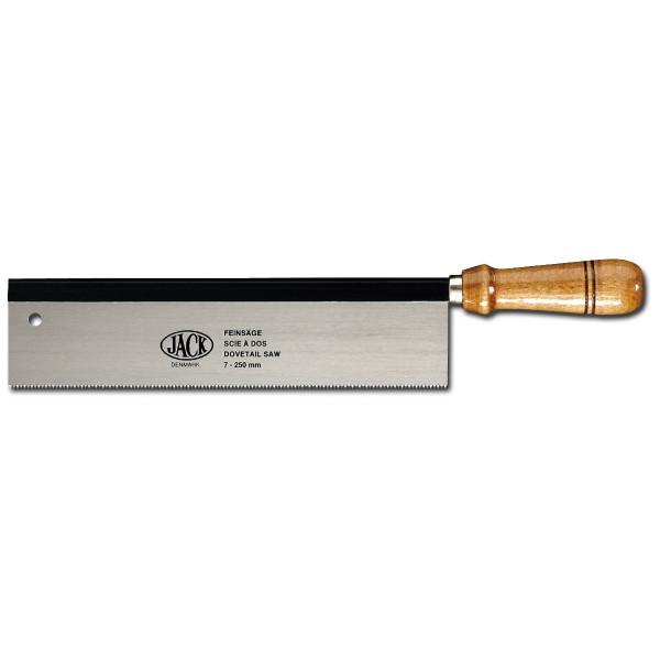 Ножовка прямая IRWIN 250мм STRAIGHT DOVETAIL SAW  — Инсел