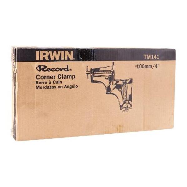 Струбцина угловая 100мм, IRWIN  — Инсел