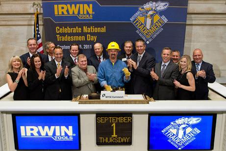 IRWIN - инструмент со 100-летней историей. - Инсел